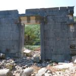 The ancient city of Olympos - 2012, Antalya, Turkey - 35