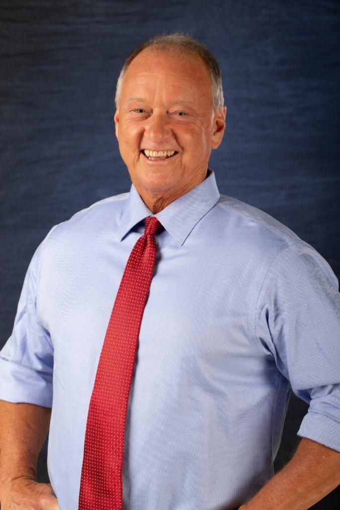 Mike Moore Headshot, Mayor