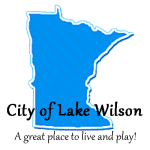 City of Lake Wilson Logo