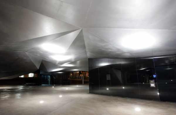 Caixaforum Madrid - Localizaciones City Of Film Office