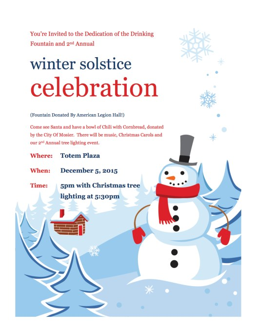 2015 Christmas Event at Totem Plaza2