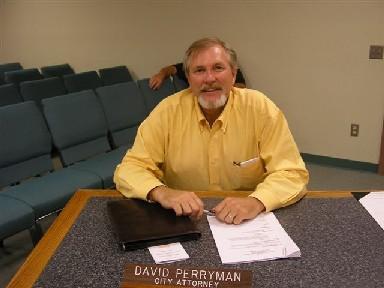 DAVID PERRYMAN