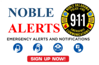 Sign Up for Noble Alerts