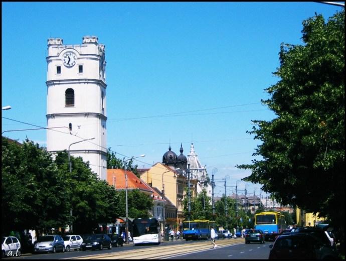 Sightseeing in Debrecen