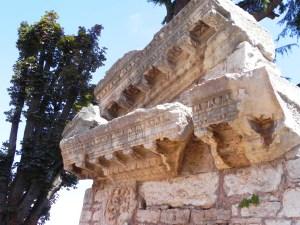 Porec Old Ruins