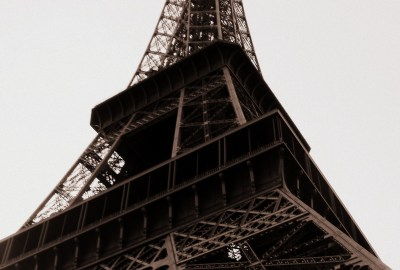 Eiffel up-close