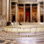 the pendulum in the Pantheon