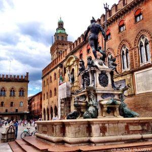 3. Bologna, Italy