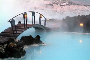 Blue Lagoon, Iceland - image via Flickr by Greenland Travel