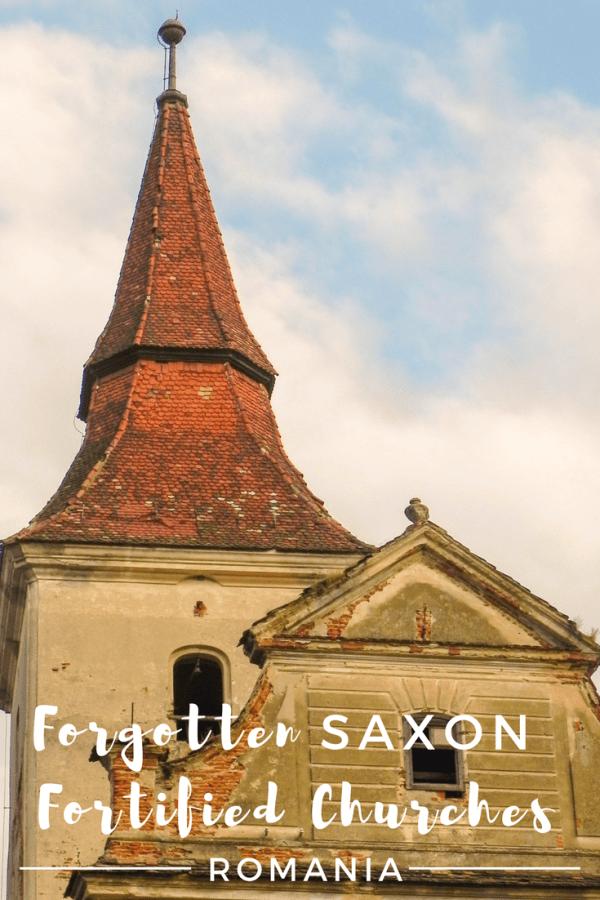Forgotten Saxon Fortified Churches Transylvania Romania