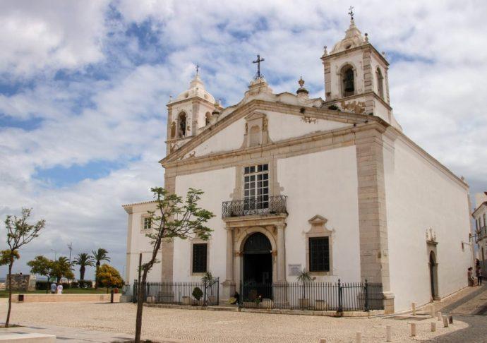 Igreja de Sao Sebastiao Lagos, Portugal | 6 Best Places to Visit in Lagos, Portugal