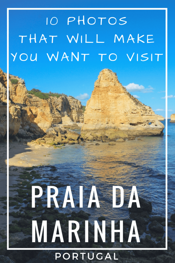 10 Photos That Will Make You Want to Visit Praia da Marinha