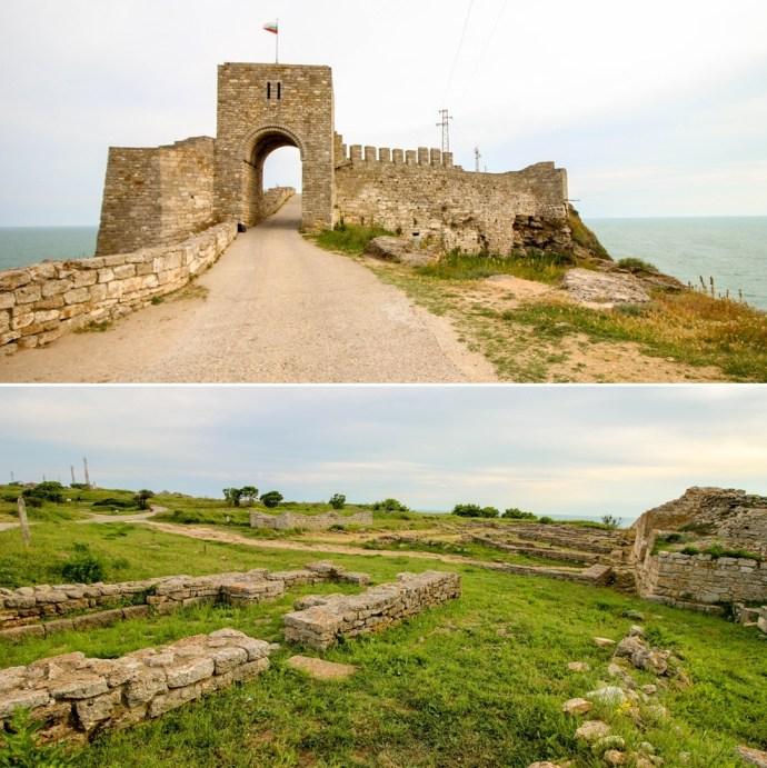 Cape Kaliakra, trip to Kavarna, Bulgaria