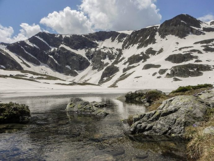 Hiking the 7 Rila Lakes in Bulgaria