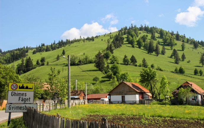 Authentic Transylvania: Ghimes Area of Romania