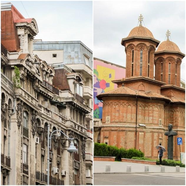 Bucharest Old Town Photo Tour, Kretzulescu Church