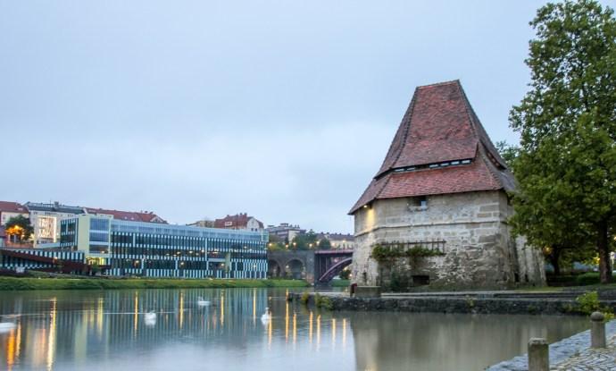 Maribor Water Tower | Sightseeing in Maribor
