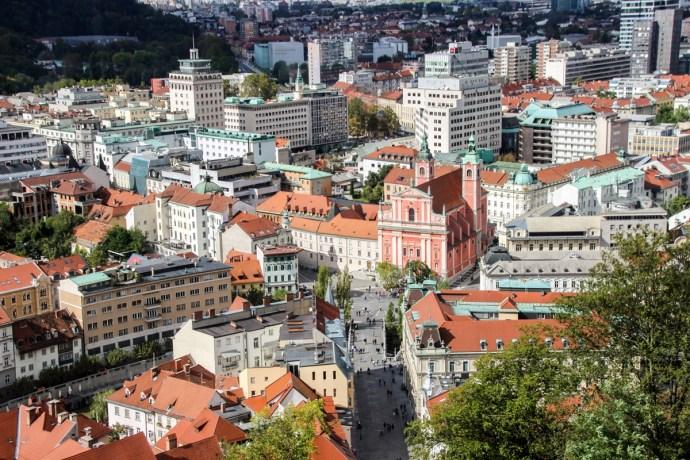 Ljubljana Center, Guide to Visiting Ljubljana, Slovenia
