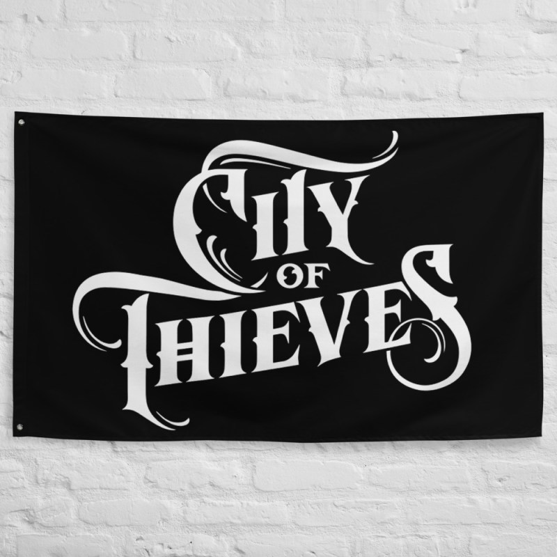 City of Thieves Flag
