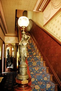 victorian staircase   Victorian and Historic Style   Pinterest