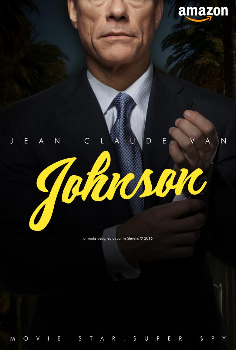Jean Claude Van Johnson : claude, johnson, Ultimate, Dolph, Topic, Claude, Johnson, Serie