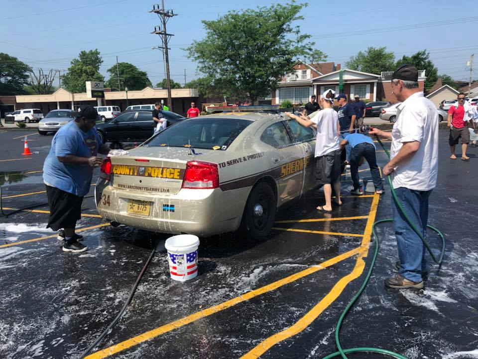 free car wash city