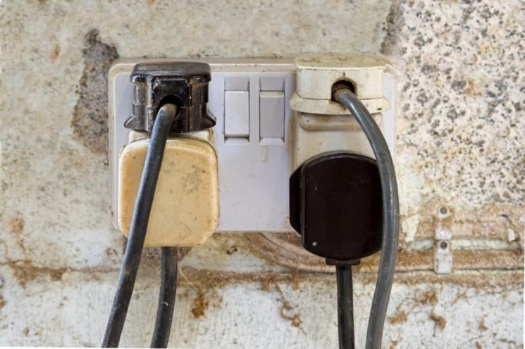 Dangerous Electrical Items