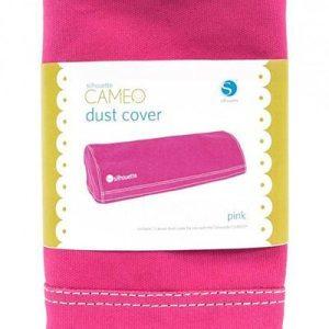 Silhouette cameo stofhoes roze voor de modellen 1 of 2 , dust cover pink COVER-CAM-PNK-3T 814792012987 Cityplotter Zaandam