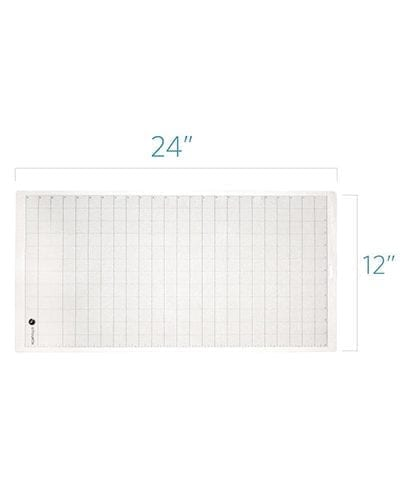 Silhouette Cameo Snijmat Grote Lange Snijmat big long cutting mat 12 inch x 24 inch / 30,5 cm x 60 cm CUT-MAT-24-3T 814792012147 Cityplotter Zaandam