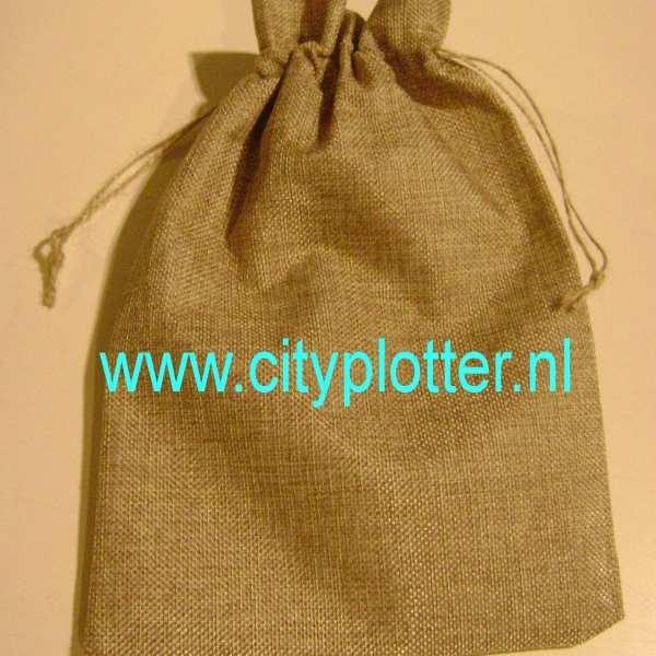 Kerst kerstzakjes Gift Present Cadeauzakjes 20 bij 30 cm Kerstmis Cadeau LINNEN ZAK ZAKJES BAG BAGS Cityplotter Zaandam