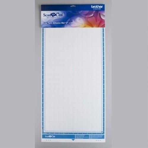 BROTHER SCANNCUT SNIJMAT LICHT PLAKKENDE MAT 305mm x 610mm low tack adhesive mat 12 X 24 INCH CAMATLOW24 4977766777230 Cityplotter