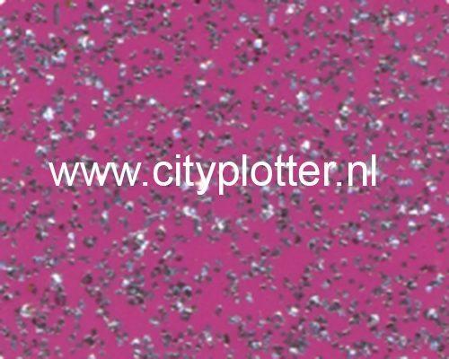 Flexfolie Speciaal Glitter Groen Glitter Green SS 3812 Cityplotter Zaandam