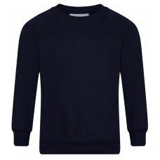 sweater navy blauw cityplotter zaandam