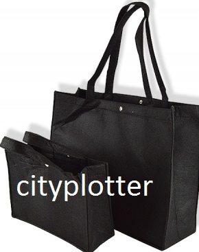 vilt shopper groot klein cityplotter zaandam