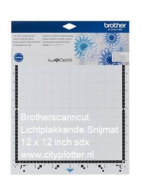 brother scanncut lichtplakkende snijmat 12 x 12 inch sdx cityplotter zaandam