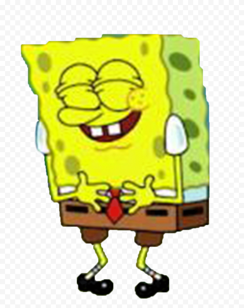 Spongebob Laugh : spongebob, laugh, Spongebob, Laughing, Character, Transparent, Citypng