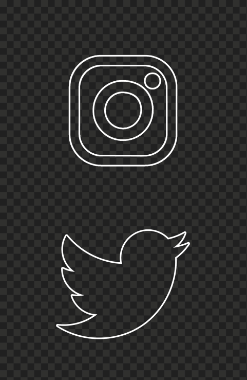 White Twitter Logo : white, twitter, Twitter, White, Outline, Download, Bird,, Social, Media,, Twitter,, Filled, Style, Media, Category.