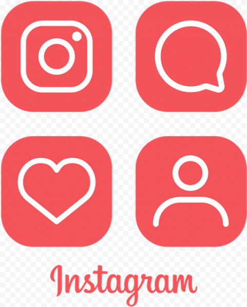 Instagram Like Icon Png : instagram, Square, Instagram, Likes, Follower, Comment, Citypng