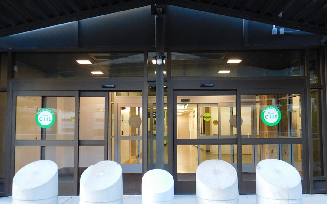Massport Door Replacement & Security Upgrades, Logan Airport Terminal C