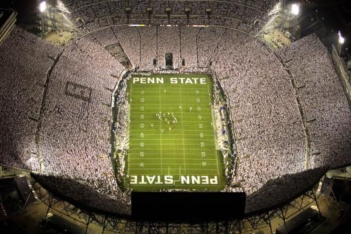 State College PA Growing Up With Beaver Stadium And
