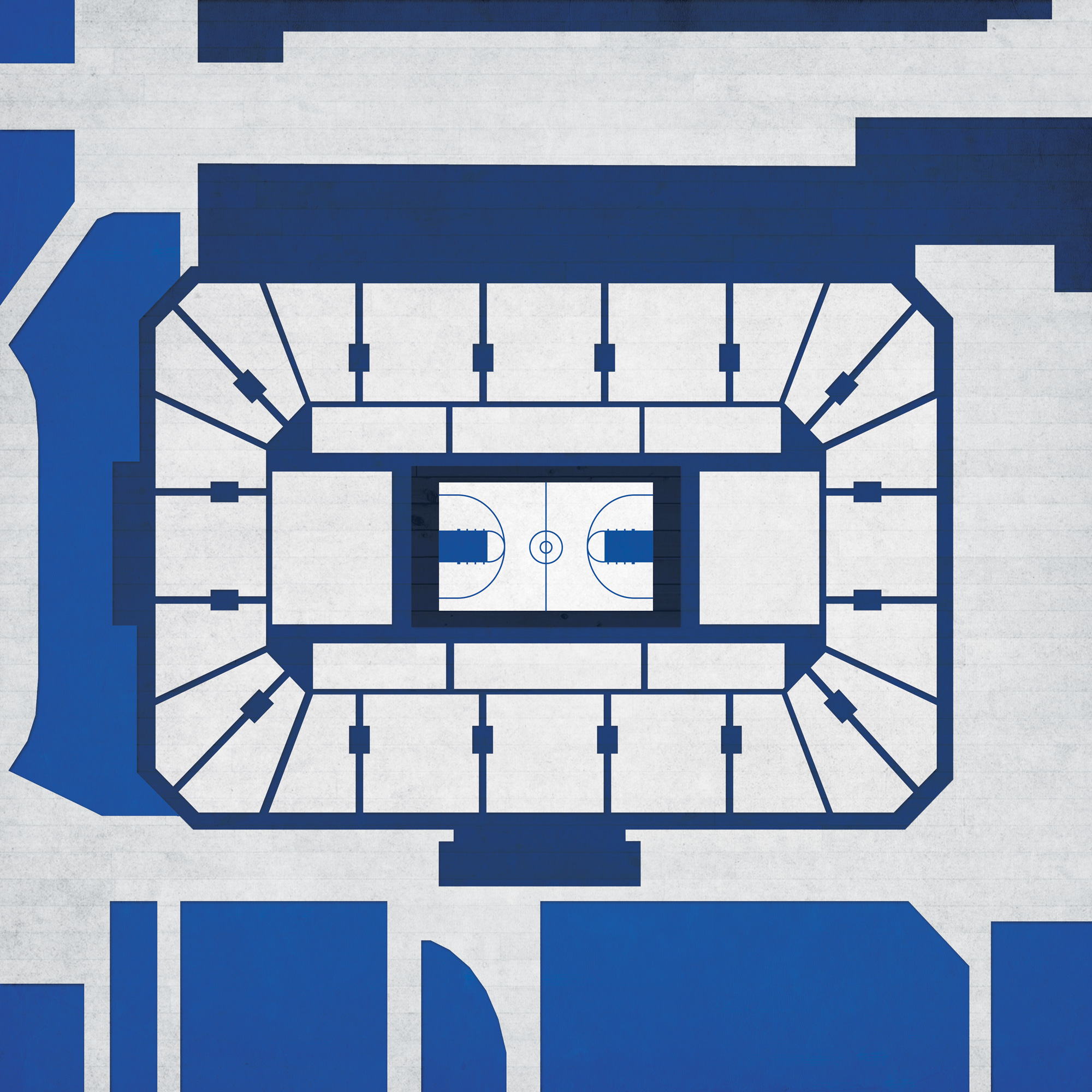 Duke Blue Devils Basketball Stadium