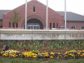 Faulkner County Library  Conway, Arkansas