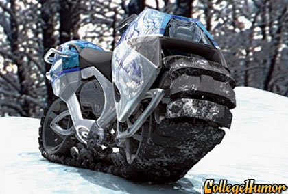 Snowmobile_motorcycle
