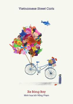 Xe bóng bay (Up the bike) - I really wish I can just fly like that :)