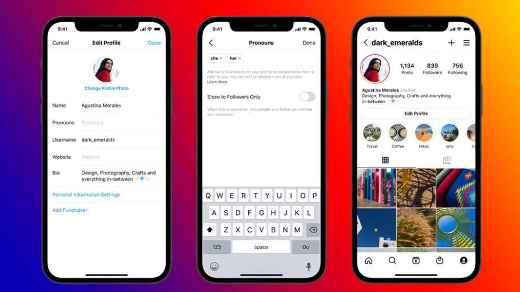 instagram-mostrera-i-pronomi-inclusivi-sui-profili-degli-utenti