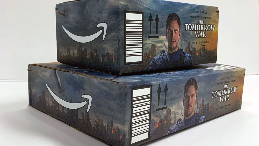 'the-tomorrow-war'-being-promoted-by-amazon-on-shipping-boxes-(exclusive)