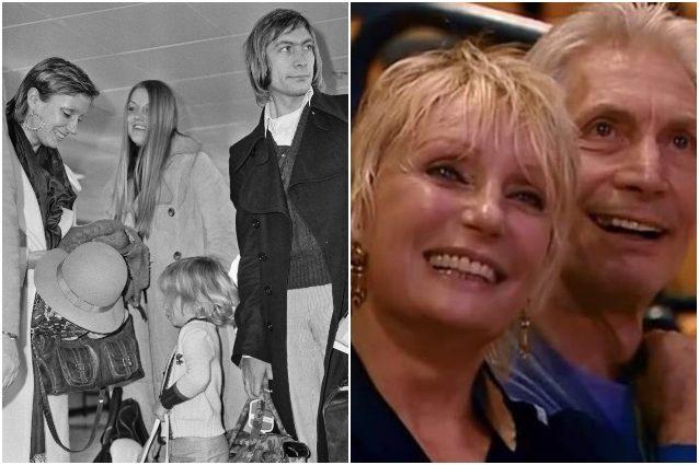 la-vita-privata-di-charlie-watts,-l'anti-rockstar-sempre-fedele-alla-moglie-shirley