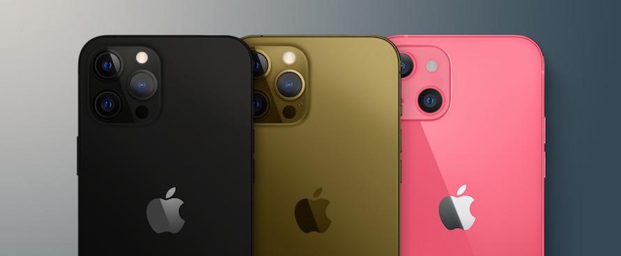 ci-saranno-quattro-modelli-di-iphone-13,-con-nuovi-colori