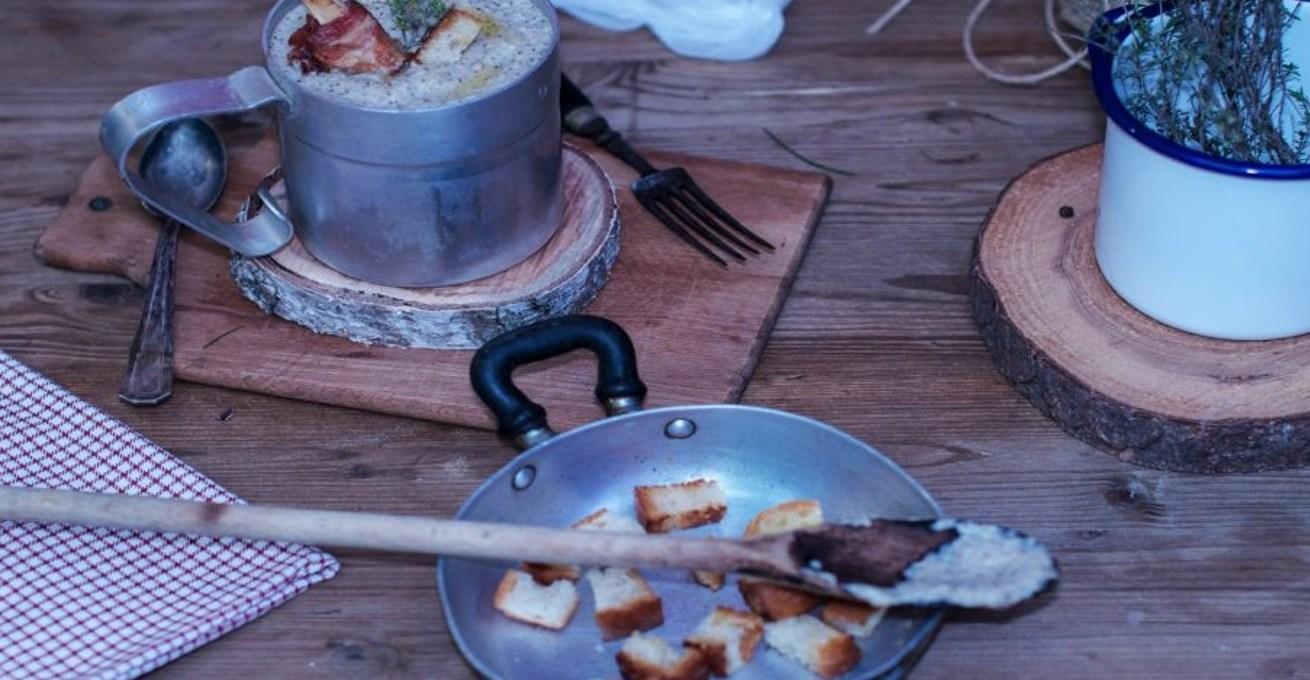 zuppa-di-funghi-e-pancetta