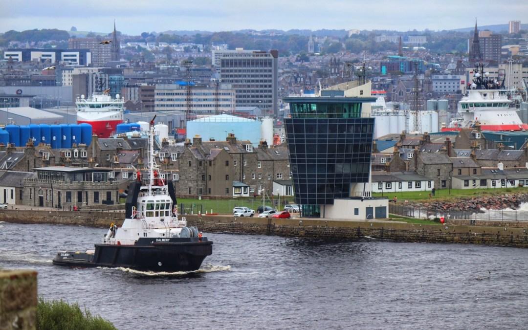 Our favourite Aberdeen city walks